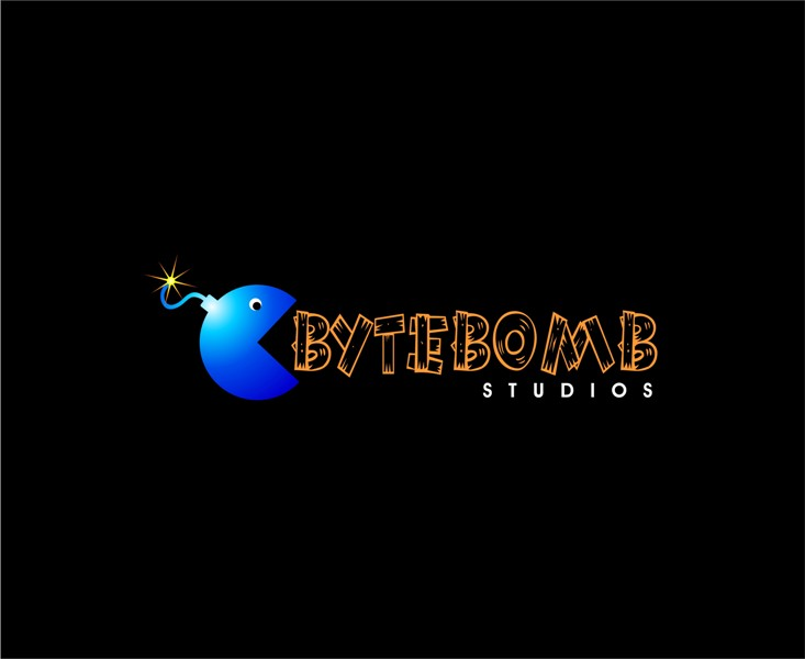 Logo Design by Mhon_Rose - Entry No. 20 in the Logo Design Contest Captivating Logo Design for ByteBomb Studios.