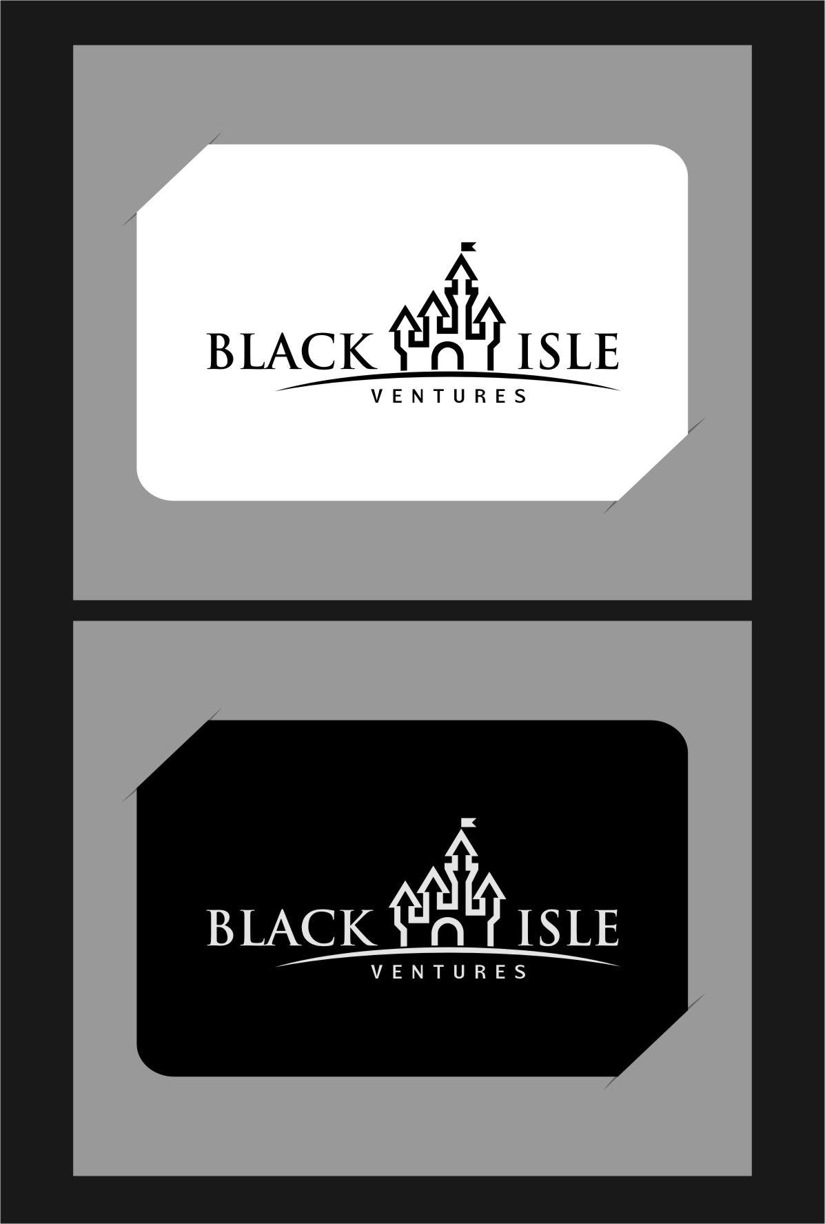 Logo Design by Ngepet_art - Entry No. 37 in the Logo Design Contest Creative Logo Design for Black Isle Ventures.