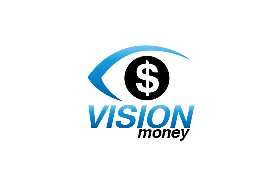 Logo Design by Private User - Entry No. 76 in the Logo Design Contest Captivating Logo Design for VISION MONEY.