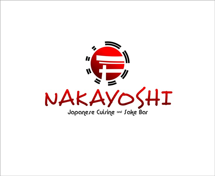 Logo Design by Mhon_Rose - Entry No. 14 in the Logo Design Contest Imaginative Logo Design for NAKAYOSHI.