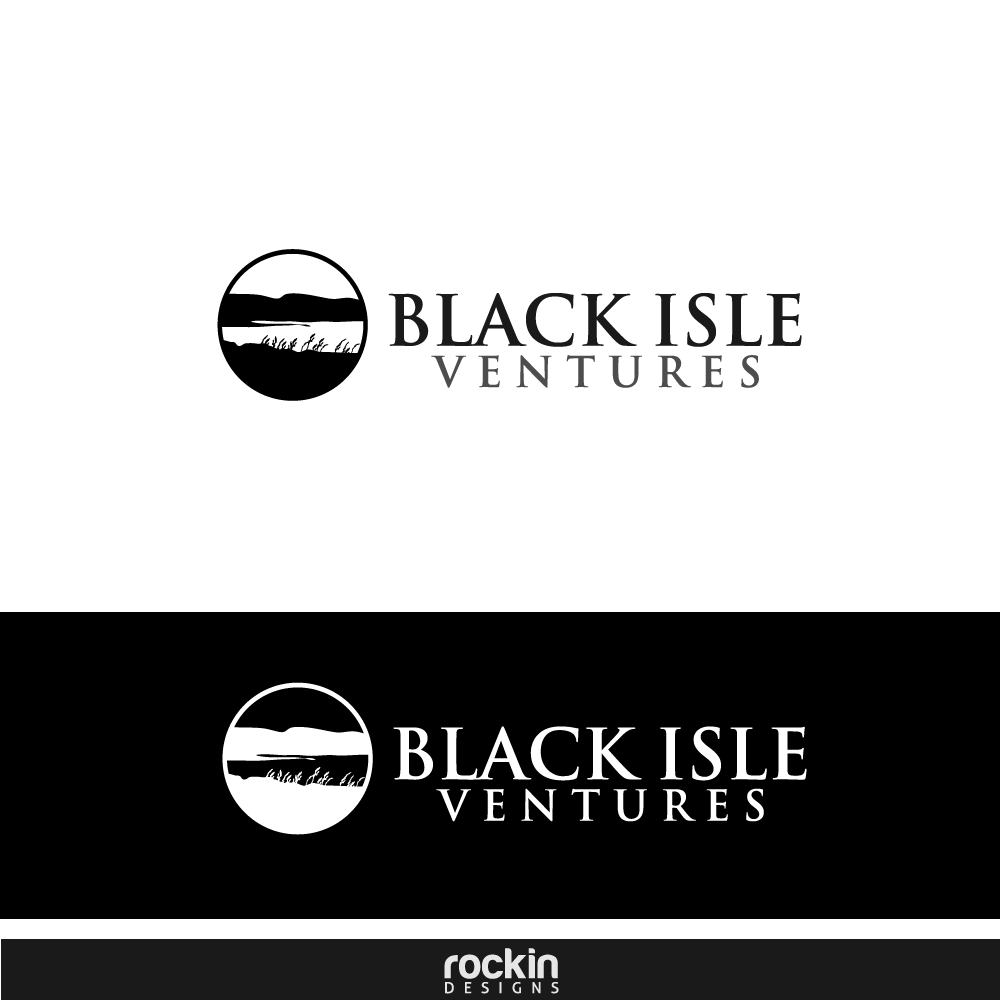 Logo Design by rockin - Entry No. 40 in the Logo Design Contest Creative Logo Design for Black Isle Ventures.