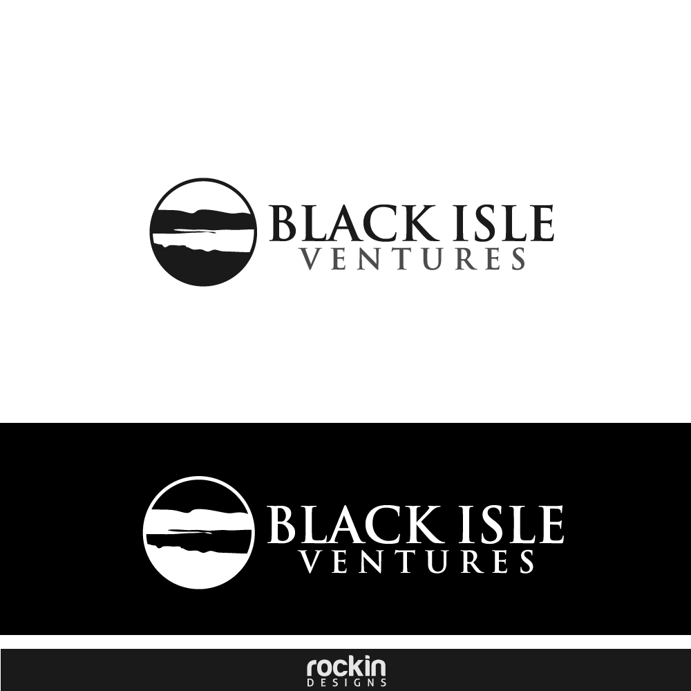 Logo Design by rockin - Entry No. 41 in the Logo Design Contest Creative Logo Design for Black Isle Ventures.
