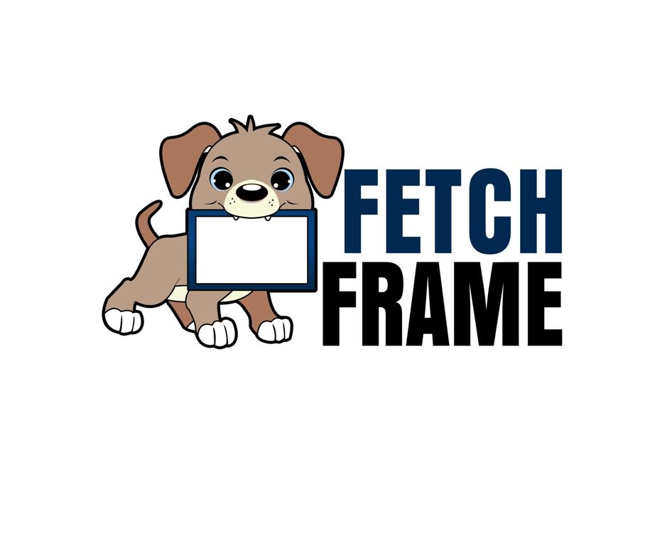 Logo Design by Juan_Kata - Entry No. 55 in the Logo Design Contest New Logo Design for FetchFrame.