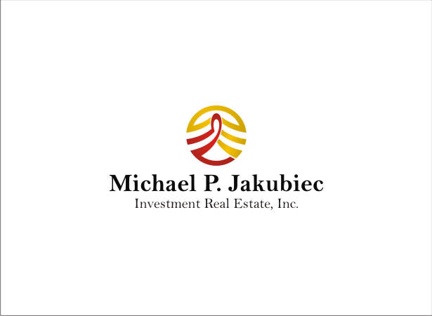 Logo Design by Armada Jamaluddin - Entry No. 38 in the Logo Design Contest New Logo Design for Michael P. Jakubiec Investment Real Estate, Inc..