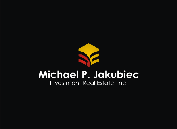 Logo Design by Armada Jamaluddin - Entry No. 41 in the Logo Design Contest New Logo Design for Michael P. Jakubiec Investment Real Estate, Inc..