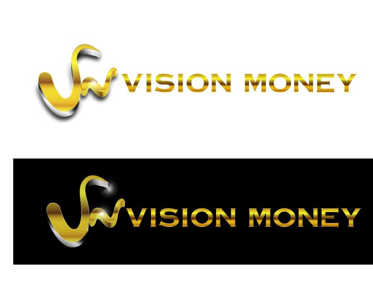 Logo Design by VENTSISLAV KOVACHEV - Entry No. 87 in the Logo Design Contest Captivating Logo Design for VISION MONEY.