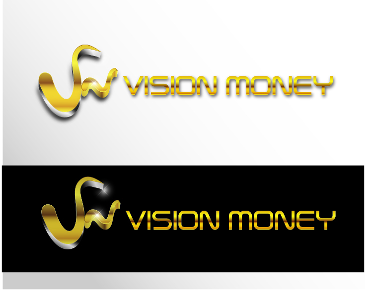 Logo Design by VENTSISLAV KOVACHEV - Entry No. 88 in the Logo Design Contest Captivating Logo Design for VISION MONEY.