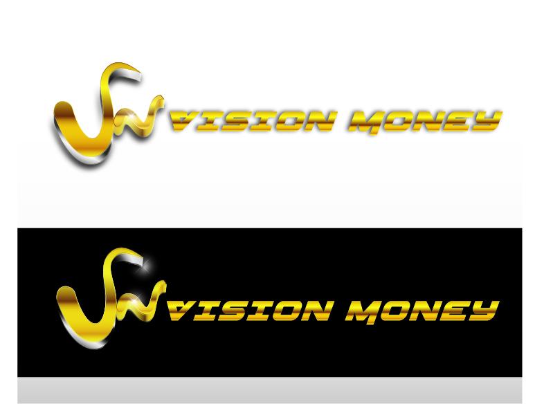Logo Design by VENTSISLAV KOVACHEV - Entry No. 89 in the Logo Design Contest Captivating Logo Design for VISION MONEY.