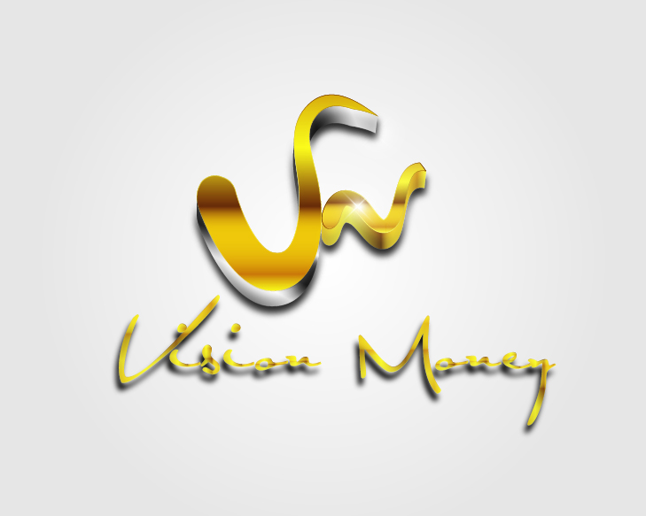 Logo Design by VENTSISLAV KOVACHEV - Entry No. 97 in the Logo Design Contest Captivating Logo Design for VISION MONEY.