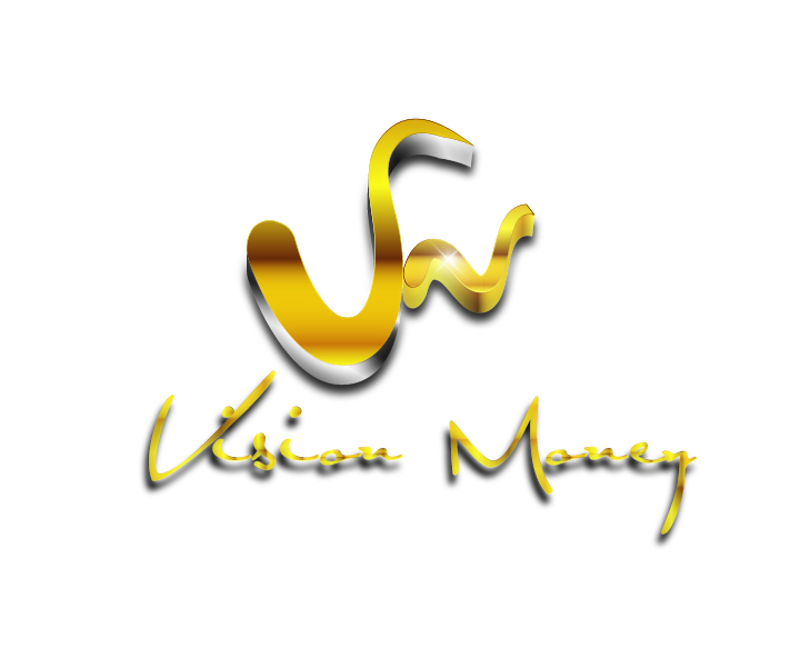 Logo Design by VENTSISLAV KOVACHEV - Entry No. 98 in the Logo Design Contest Captivating Logo Design for VISION MONEY.