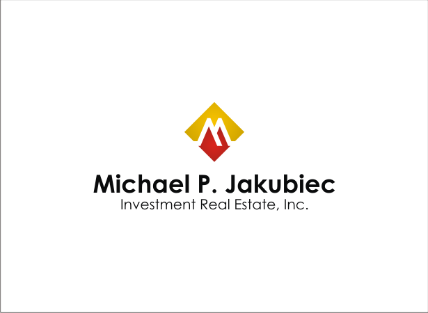 Logo Design by Armada Jamaluddin - Entry No. 47 in the Logo Design Contest New Logo Design for Michael P. Jakubiec Investment Real Estate, Inc..