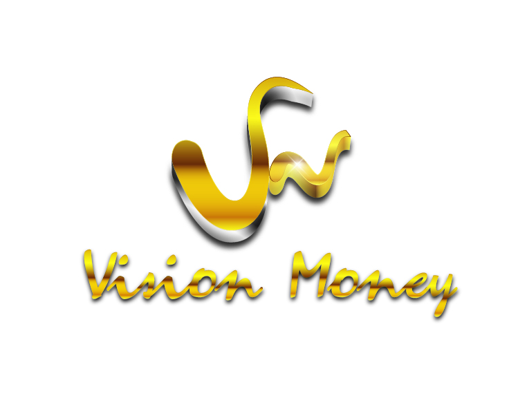 Logo Design by VENTSISLAV KOVACHEV - Entry No. 100 in the Logo Design Contest Captivating Logo Design for VISION MONEY.