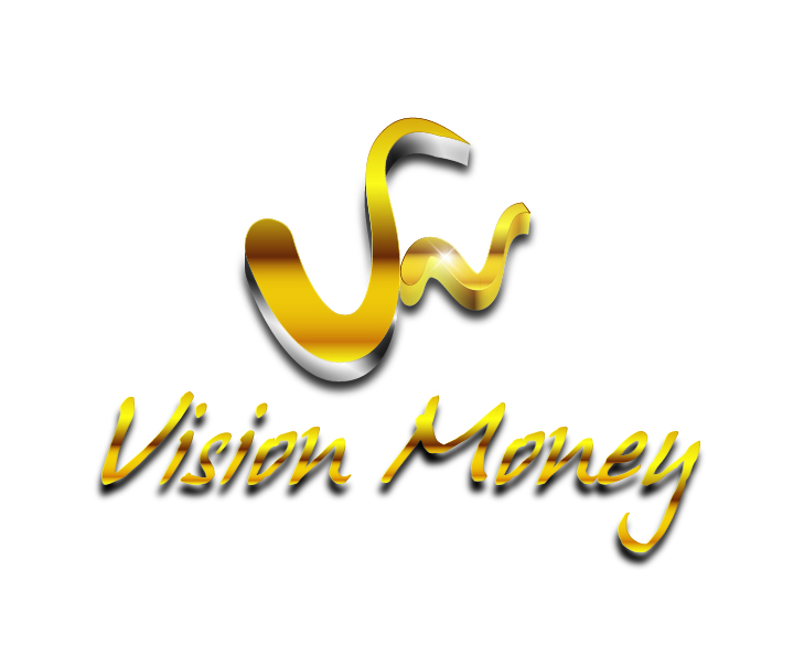 Logo Design by VENTSISLAV KOVACHEV - Entry No. 101 in the Logo Design Contest Captivating Logo Design for VISION MONEY.