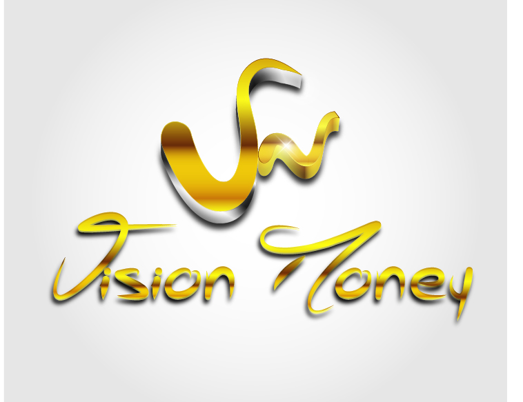 Logo Design by VENTSISLAV KOVACHEV - Entry No. 103 in the Logo Design Contest Captivating Logo Design for VISION MONEY.