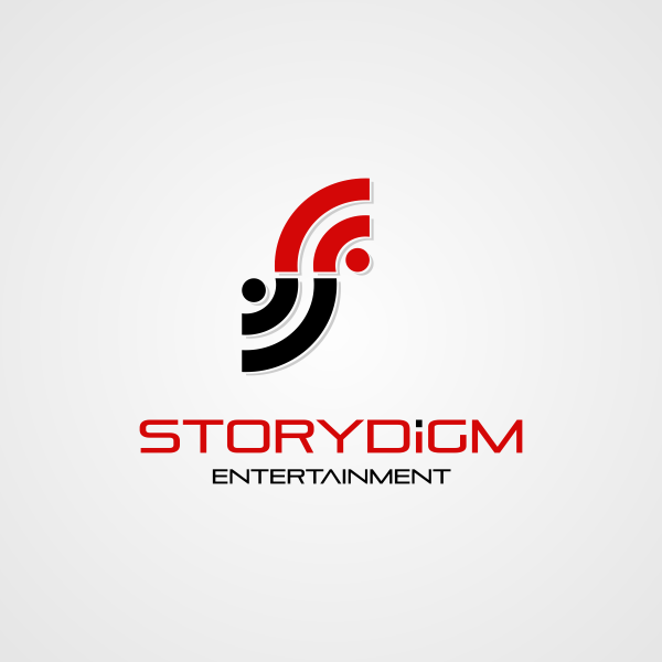 Logo Design by Rudy - Entry No. 58 in the Logo Design Contest Inspiring Logo Design for Storydigm Entertainment.