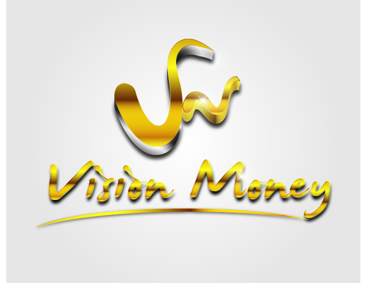 Logo Design by VENTSISLAV KOVACHEV - Entry No. 104 in the Logo Design Contest Captivating Logo Design for VISION MONEY.