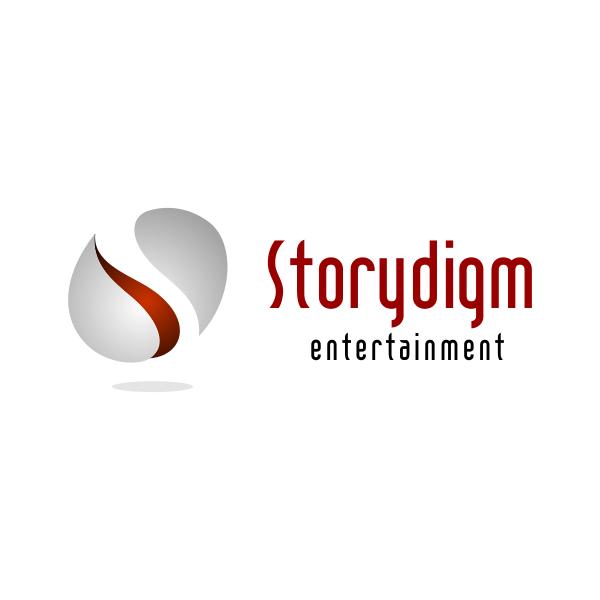 Logo Design by Rudy - Entry No. 60 in the Logo Design Contest Inspiring Logo Design for Storydigm Entertainment.