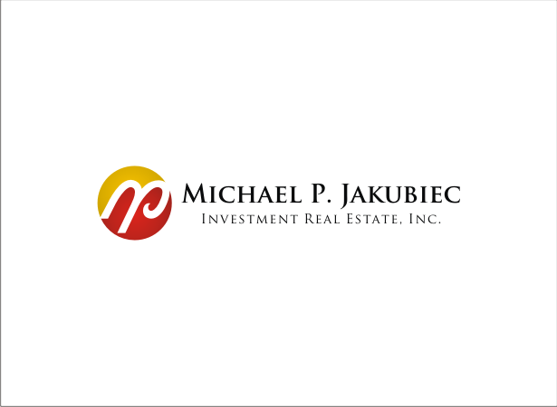 Logo Design by Armada Jamaluddin - Entry No. 50 in the Logo Design Contest New Logo Design for Michael P. Jakubiec Investment Real Estate, Inc..