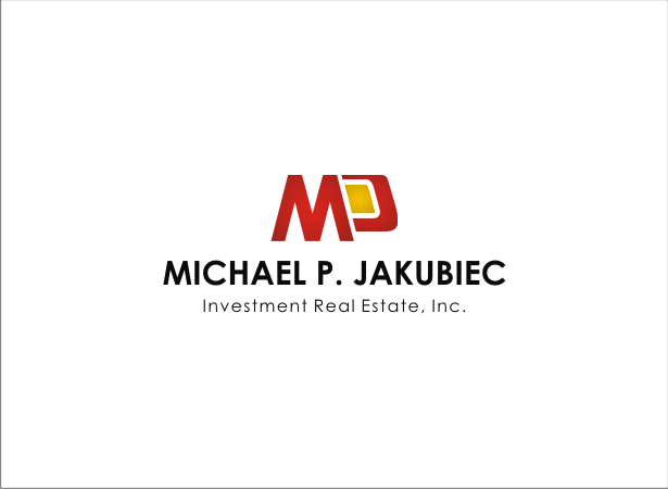 Logo Design by Armada Jamaluddin - Entry No. 51 in the Logo Design Contest New Logo Design for Michael P. Jakubiec Investment Real Estate, Inc..