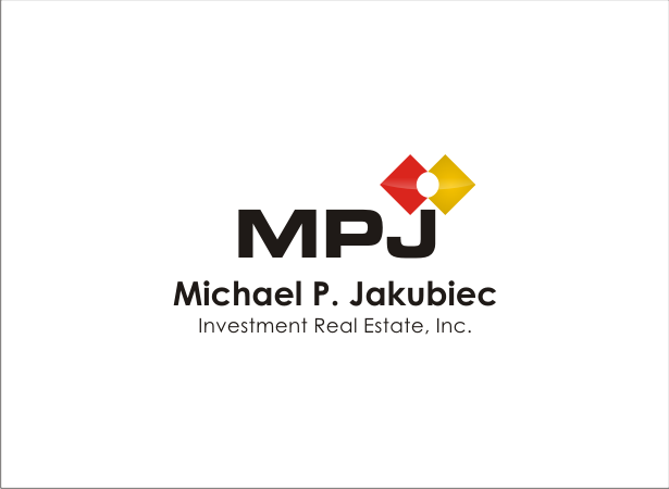 Logo Design by Armada Jamaluddin - Entry No. 52 in the Logo Design Contest New Logo Design for Michael P. Jakubiec Investment Real Estate, Inc..