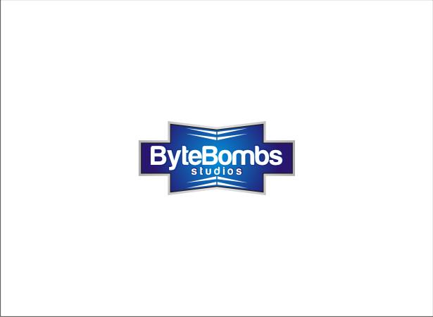 Logo Design by Armada Jamaluddin - Entry No. 23 in the Logo Design Contest Captivating Logo Design for ByteBomb Studios.