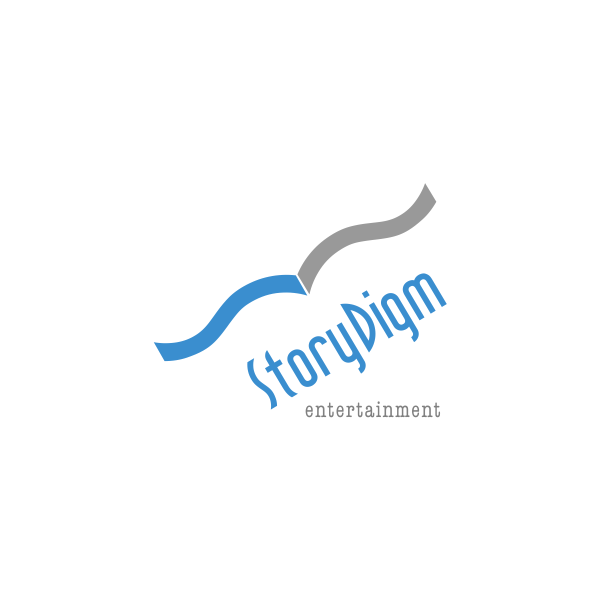 Logo Design by Rudy - Entry No. 64 in the Logo Design Contest Inspiring Logo Design for Storydigm Entertainment.