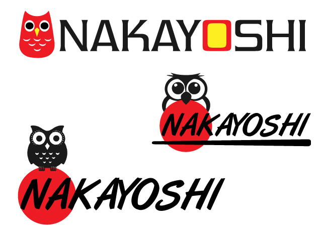 Logo Design by ronik.web - Entry No. 21 in the Logo Design Contest Imaginative Logo Design for NAKAYOSHI.