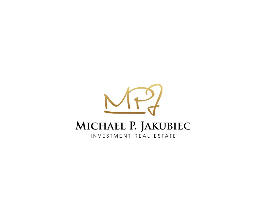 Logo Design by untung - Entry No. 55 in the Logo Design Contest New Logo Design for Michael P. Jakubiec Investment Real Estate, Inc..