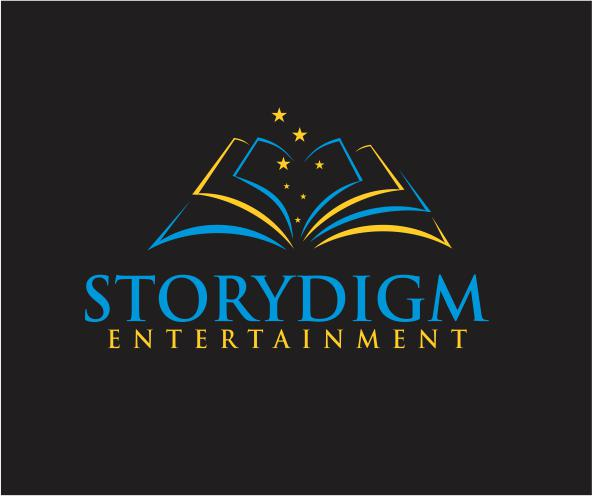 Logo Design by ronny - Entry No. 67 in the Logo Design Contest Inspiring Logo Design for Storydigm Entertainment.