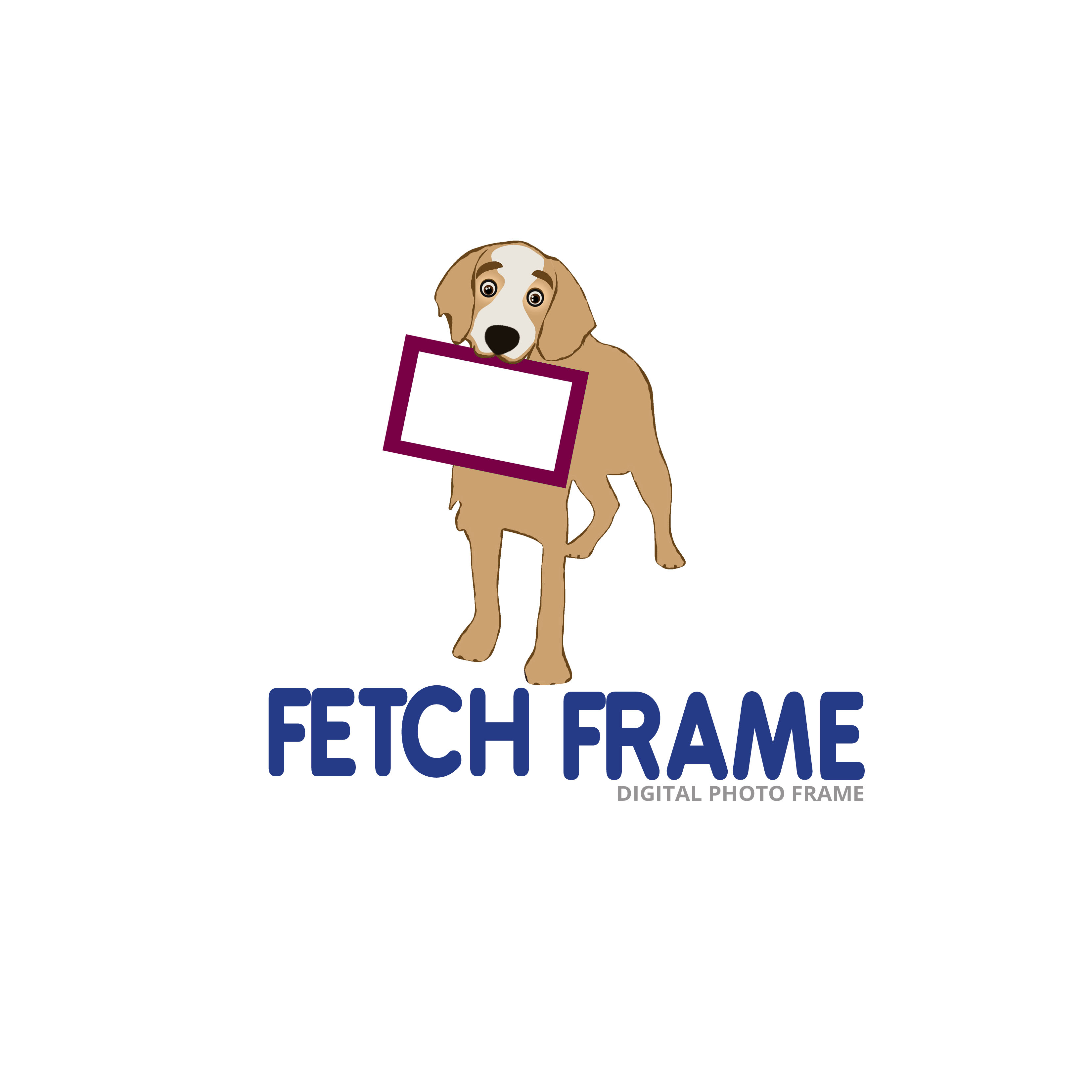 Logo Design by Allan Esclamado - Entry No. 68 in the Logo Design Contest New Logo Design for FetchFrame.