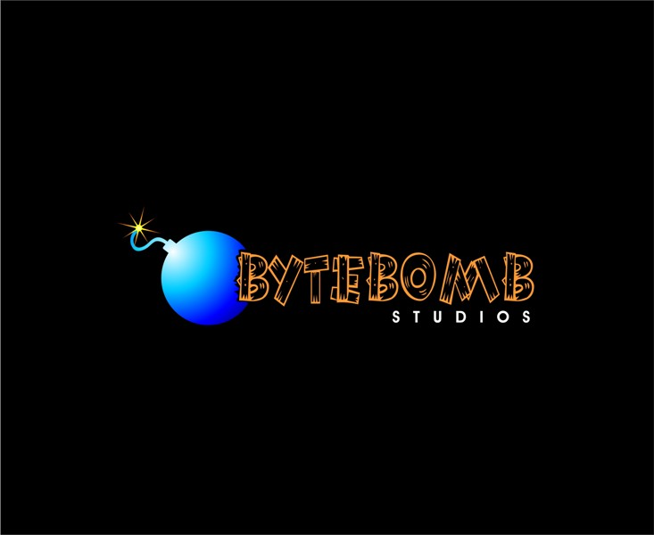 Logo Design by Mhon_Rose - Entry No. 28 in the Logo Design Contest Captivating Logo Design for ByteBomb Studios.