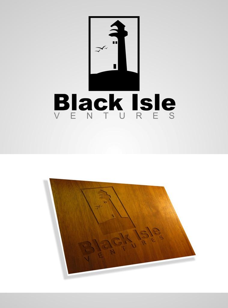 Logo Design by Crispin Jr Vasquez - Entry No. 44 in the Logo Design Contest Creative Logo Design for Black Isle Ventures.