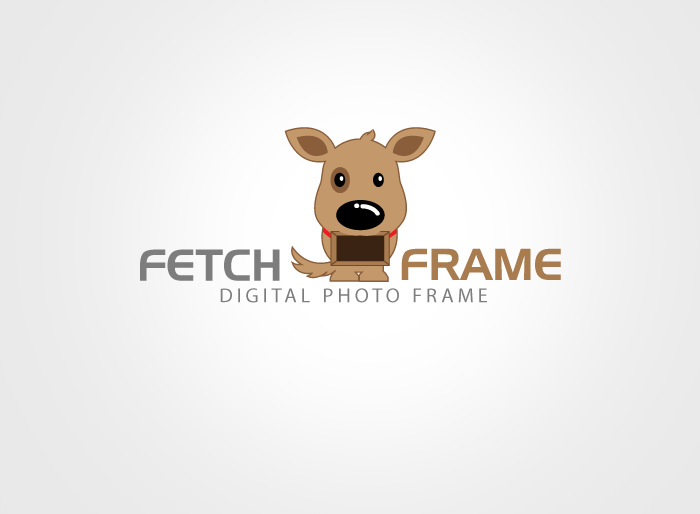 Logo Design by Jan Chua - Entry No. 71 in the Logo Design Contest New Logo Design for FetchFrame.
