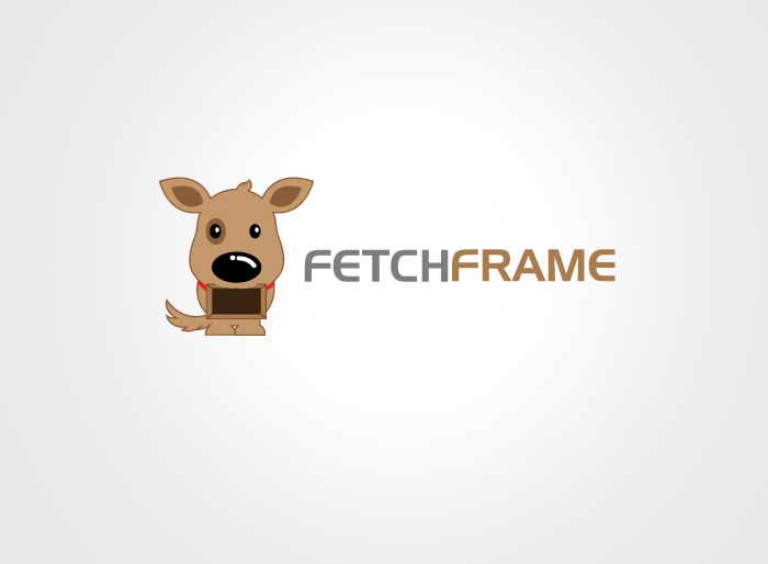 Logo Design by Jan Chua - Entry No. 72 in the Logo Design Contest New Logo Design for FetchFrame.