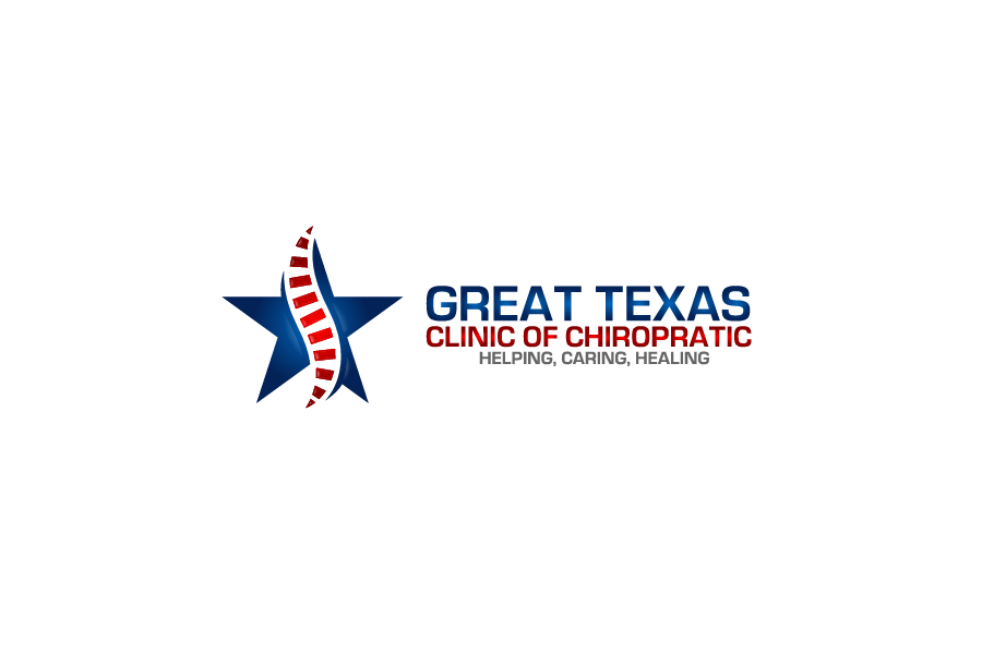 Logo Design by brands_in - Entry No. 13 in the Logo Design Contest New Logo Design for Greater Texas Clinic of Chiropractic.
