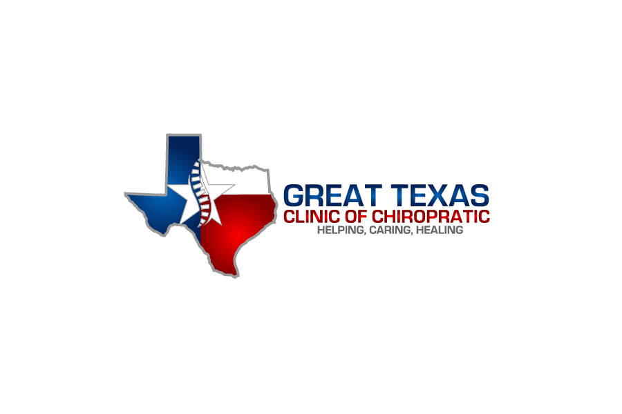 Logo Design by brands_in - Entry No. 15 in the Logo Design Contest New Logo Design for Greater Texas Clinic of Chiropractic.