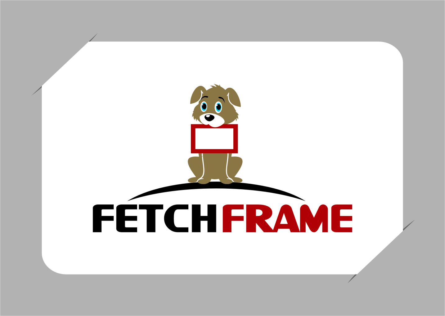 Logo Design by RoSyid Rono-Rene On Java - Entry No. 76 in the Logo Design Contest New Logo Design for FetchFrame.