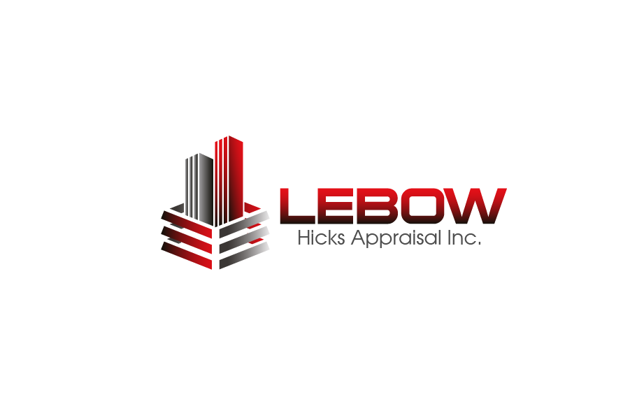 Logo Design by Private User - Entry No. 4 in the Logo Design Contest Fun Logo Design for Lebow, Hicks Appraisal Inc..