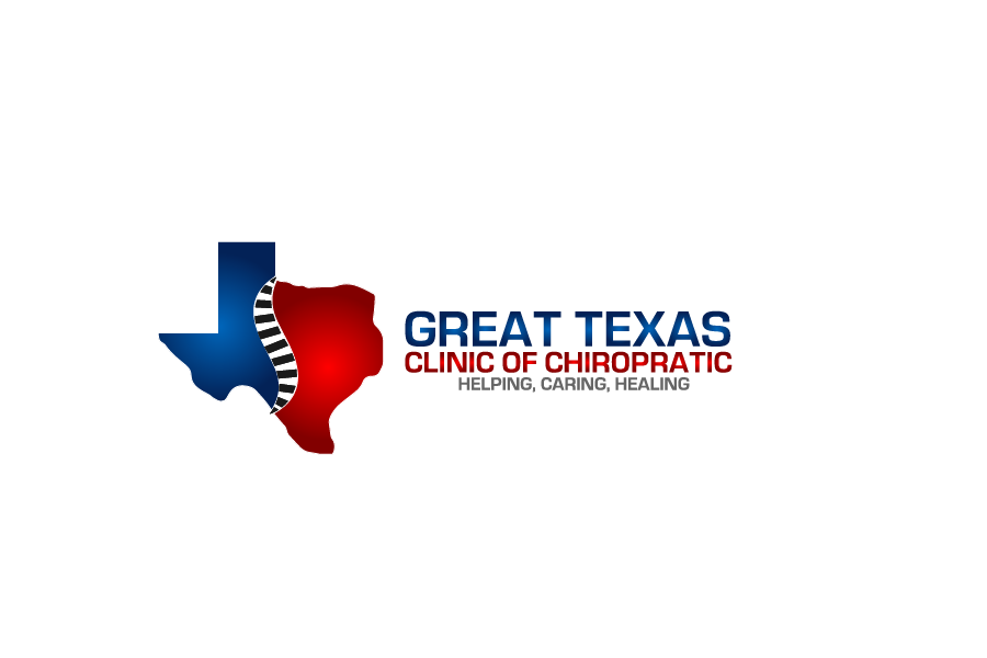 Logo Design by brands_in - Entry No. 17 in the Logo Design Contest New Logo Design for Greater Texas Clinic of Chiropractic.