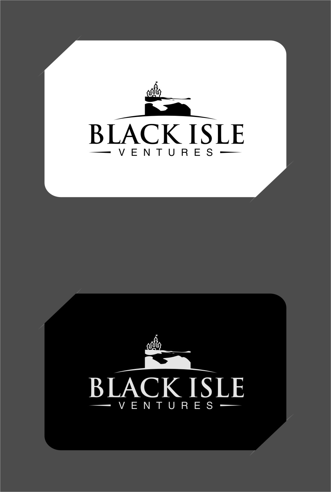 Logo Design by Ngepet_art - Entry No. 47 in the Logo Design Contest Creative Logo Design for Black Isle Ventures.