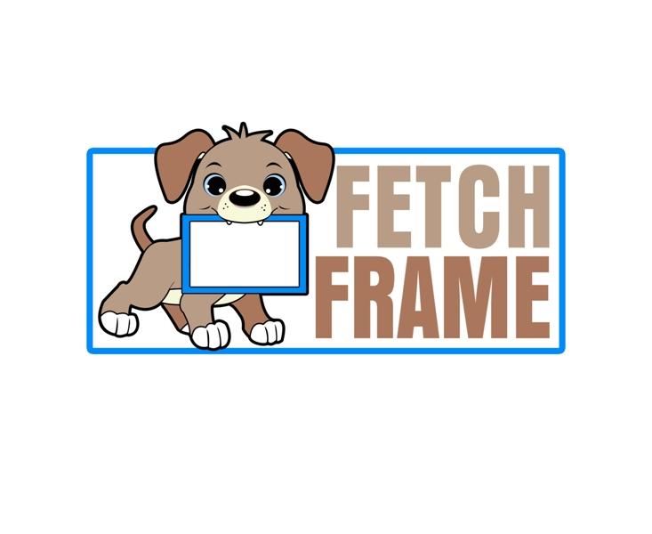 Logo Design by Juan_Kata - Entry No. 77 in the Logo Design Contest New Logo Design for FetchFrame.