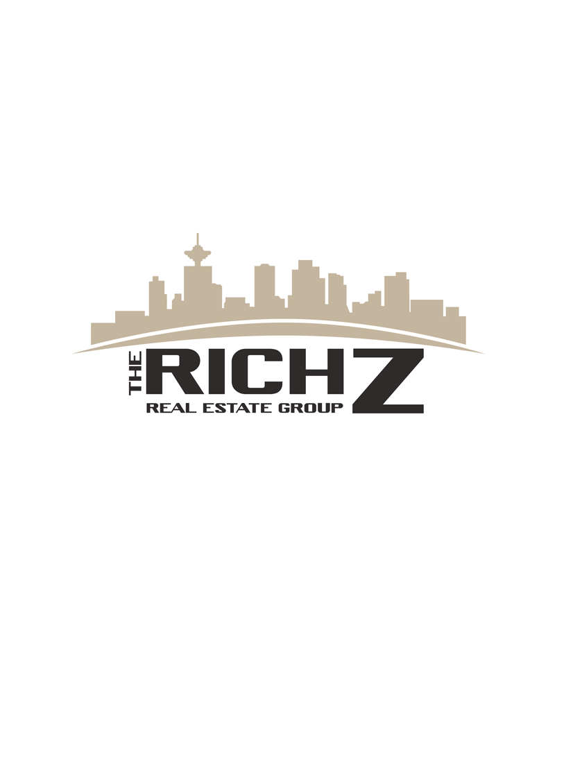 Logo Design by Private User - Entry No. 269 in the Logo Design Contest The Rich Z. Real Estate Group Logo Design.