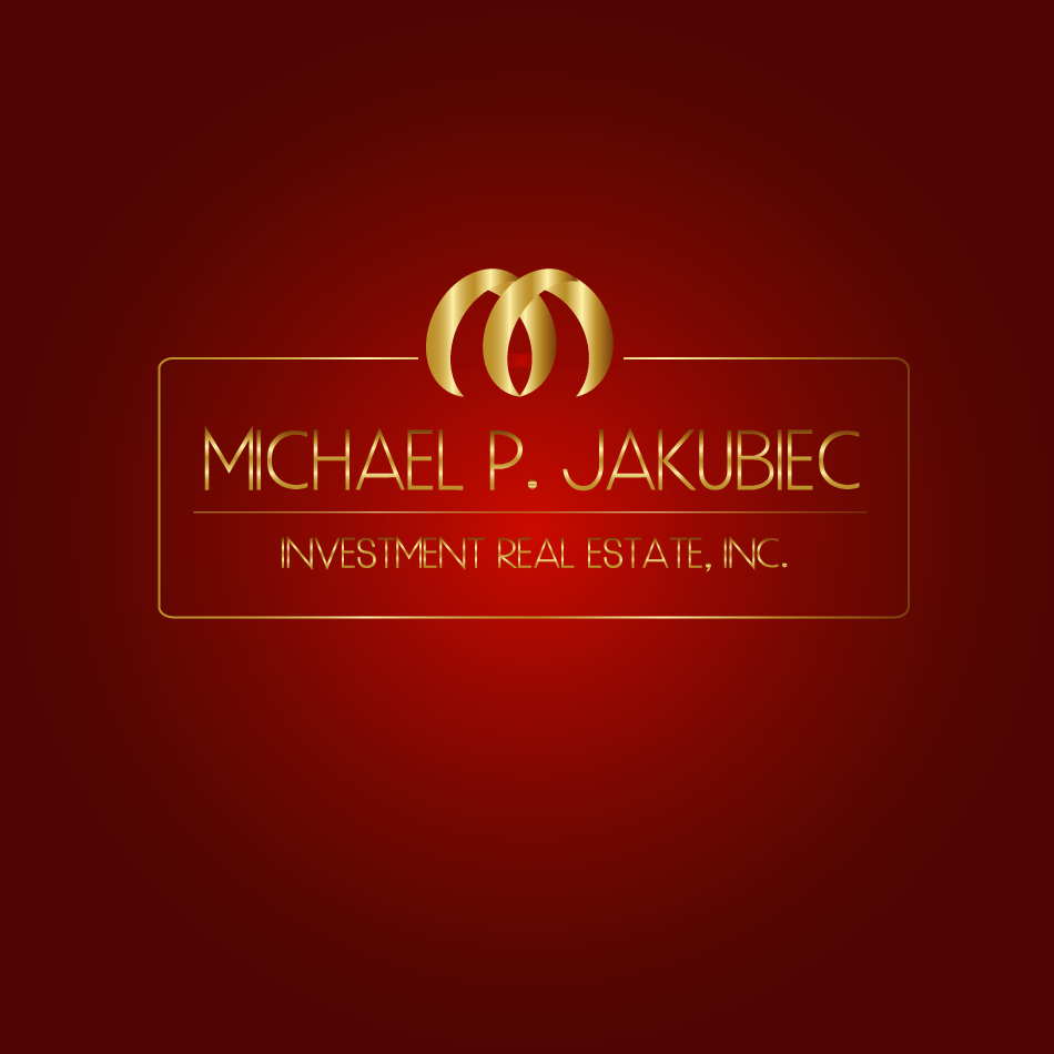 Logo Design by moonflower - Entry No. 73 in the Logo Design Contest New Logo Design for Michael P. Jakubiec Investment Real Estate, Inc..