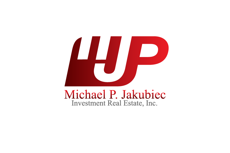 Logo Design by Private User - Entry No. 78 in the Logo Design Contest New Logo Design for Michael P. Jakubiec Investment Real Estate, Inc..