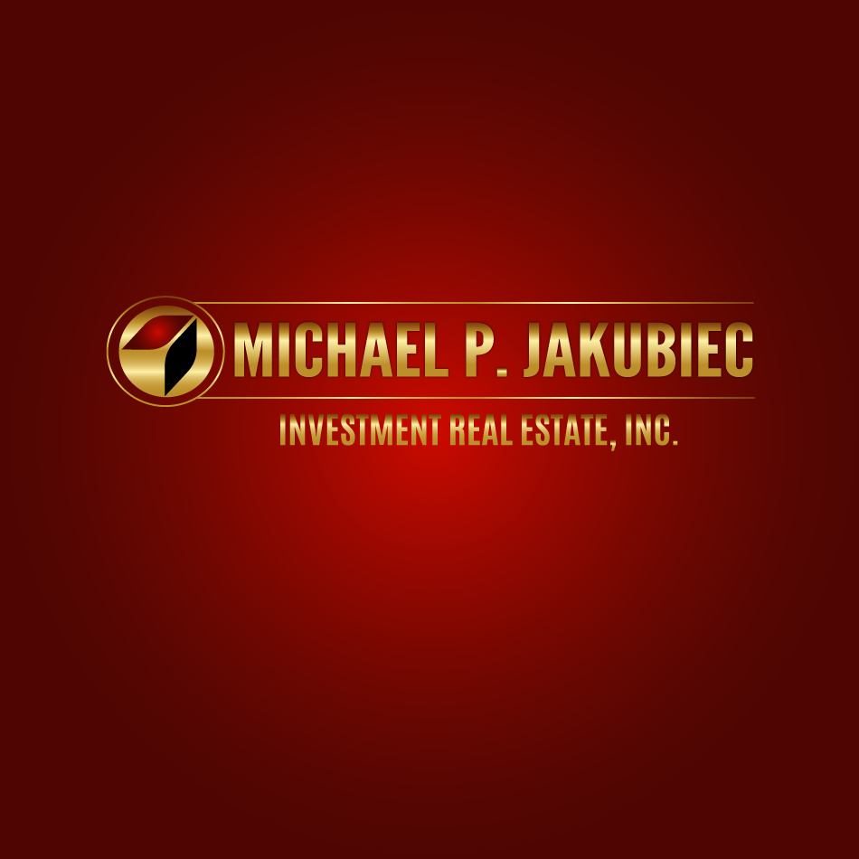 Logo Design by moonflower - Entry No. 79 in the Logo Design Contest New Logo Design for Michael P. Jakubiec Investment Real Estate, Inc..
