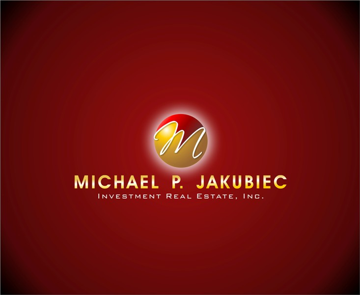 Logo Design by Mhon_Rose - Entry No. 81 in the Logo Design Contest New Logo Design for Michael P. Jakubiec Investment Real Estate, Inc..