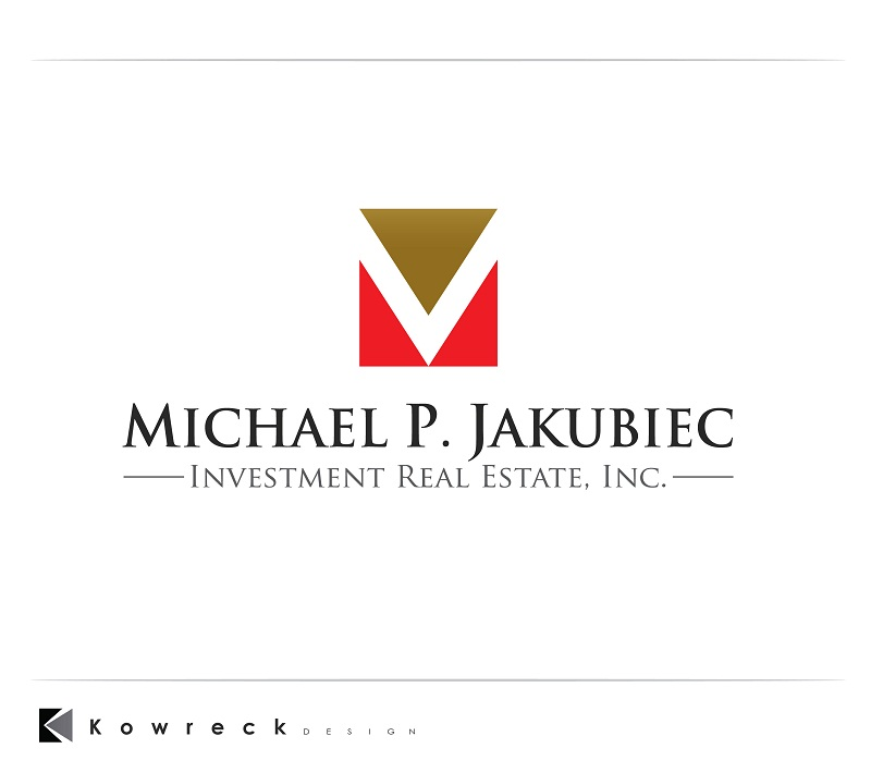 Logo Design by kowreck - Entry No. 83 in the Logo Design Contest New Logo Design for Michael P. Jakubiec Investment Real Estate, Inc..