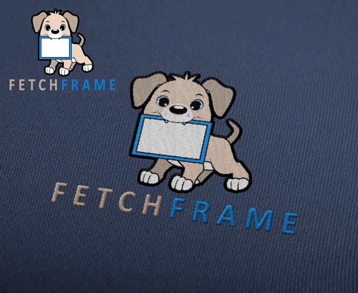 Logo Design by Juan_Kata - Entry No. 78 in the Logo Design Contest New Logo Design for FetchFrame.
