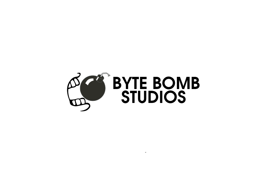 Logo Design by Private User - Entry No. 32 in the Logo Design Contest Captivating Logo Design for ByteBomb Studios.