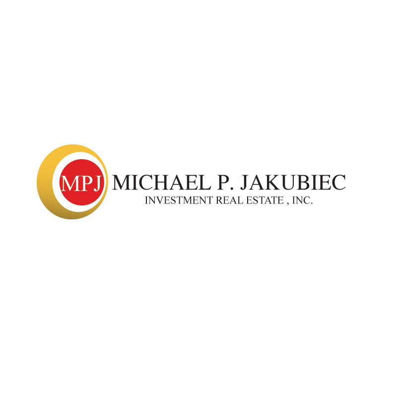 Logo Design by Private User - Entry No. 96 in the Logo Design Contest New Logo Design for Michael P. Jakubiec Investment Real Estate, Inc..